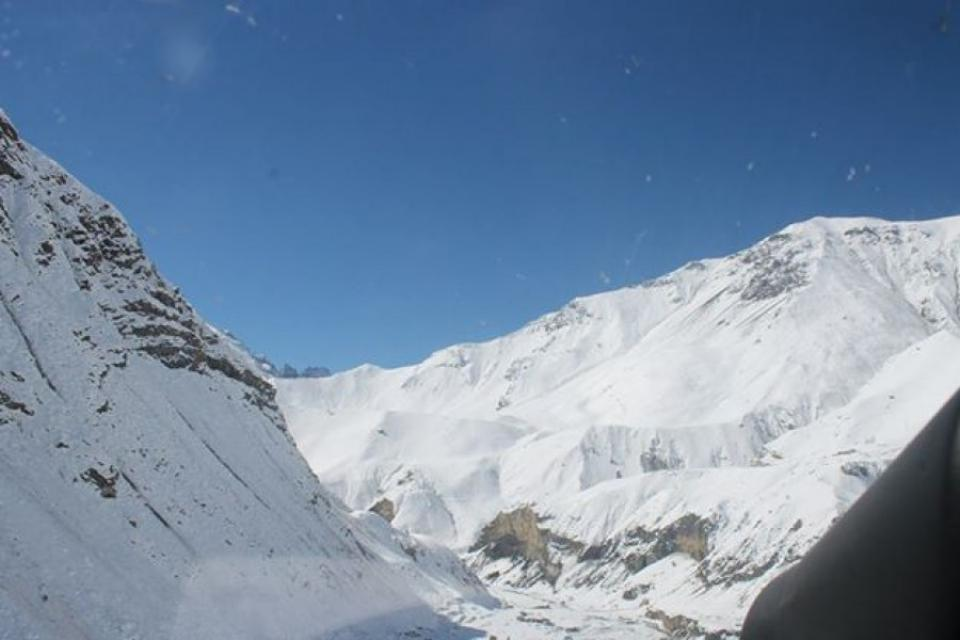 TAAN's Mountain Rescue in Annapurna Region (Manang)