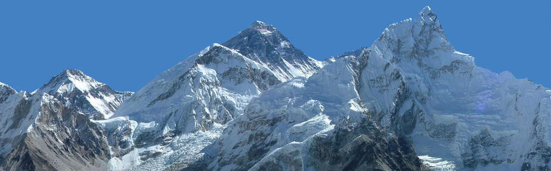 Mt. Everest, Solukhumbu